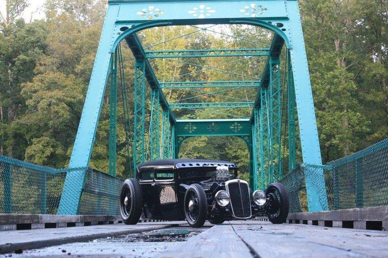 If Death drove a hotrod.... .. close enough If Death drove a hotrod close enough