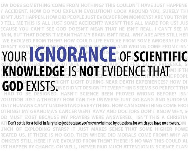 Ignorance. . Ignorance