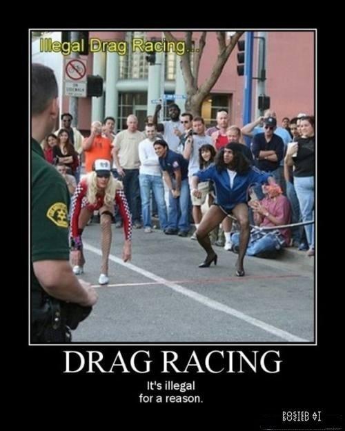 illegal drag race. . illegal drag race