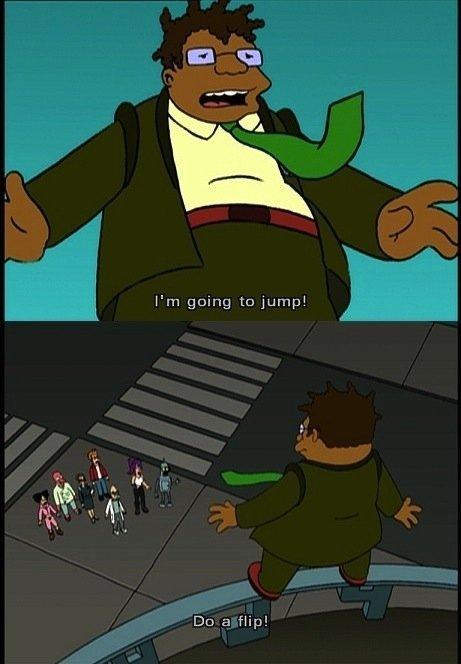 Im gonna jump. Furry yesss. Du H flip] Im gonna jump Furry yesss Du H flip]