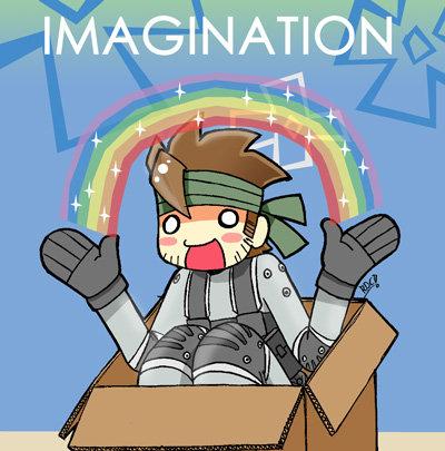 Imagination. Use it.. IMAGINATION. :( i wanna pretty box like tht. Imagination spongebob Snake Box