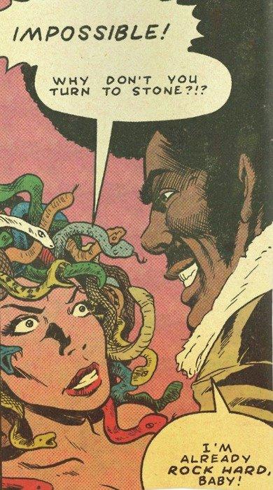 impossible!. . I/ VI POSSIBLE.' Hana, Bagram. Medusa vs Jimi Hendrix. TONIGHT ON CELEBRITY DEATH MATCH! impossible! I/ VI POSSIBLE ' Hana Bagram Medusa vs Jimi Hendrix TONIGHT ON CELEBRITY DEATH MATCH!