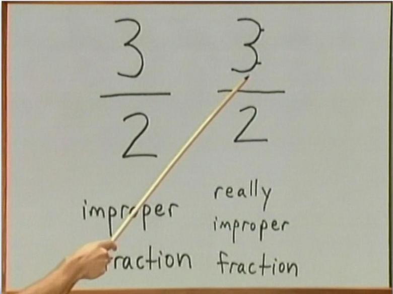 Improper Fraction. Demetri Martin.. Repost of a repost which makes toast Demetri Martin