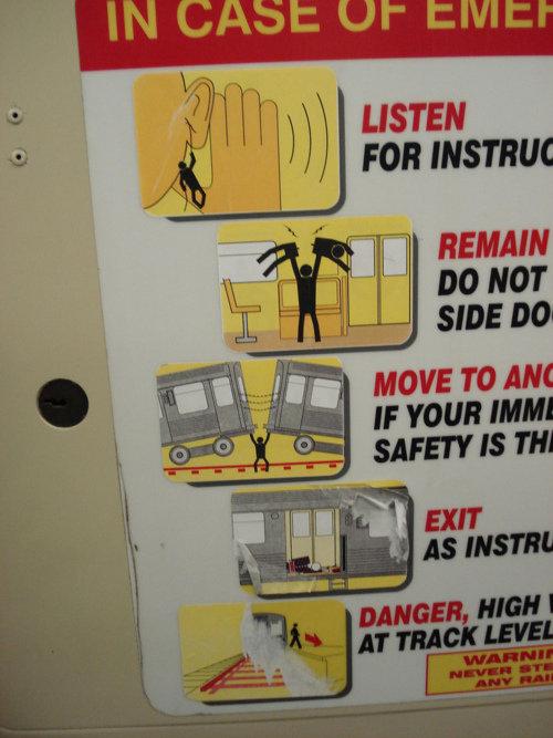 In case of Emergency. . In case of Emergency