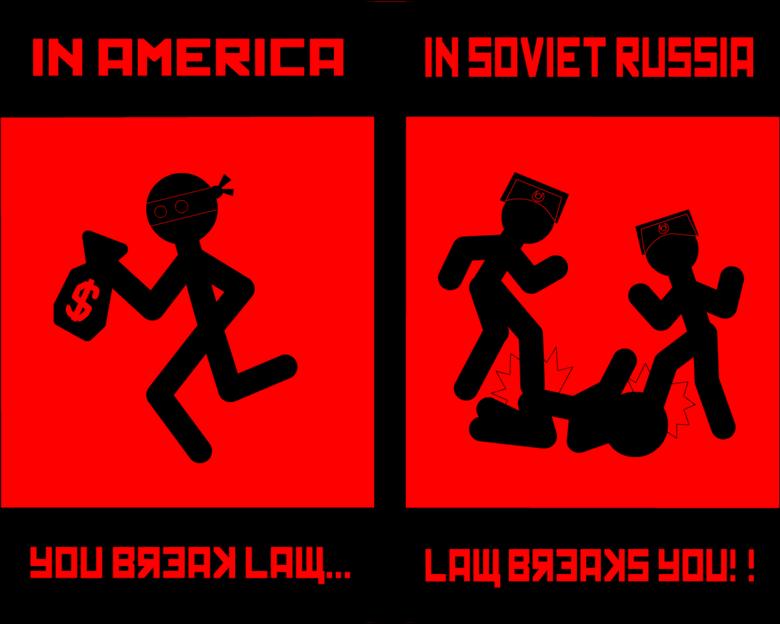 IN SOVIET RUSSIA. IN SOVIET RUSSIA. IN % IN RUBEN. I agree in SOVIRT russia