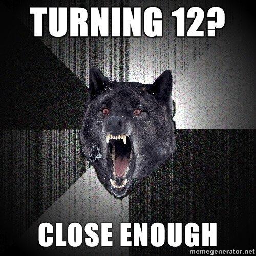 insanity wolf. meme generator.. holy im 12 Insanity Wolf