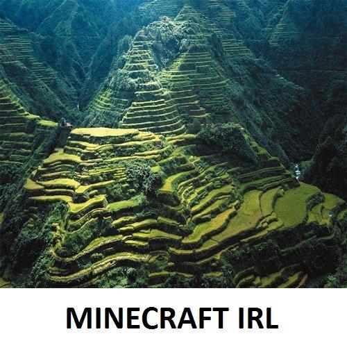 Insert witty title. Insert witty description. IRL. Where dis at yo? insert interesting tags REGARDING Minecraft