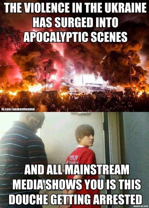 Interesting. . m IN m mum: Ins suntan mm lli? scents ill T ccu I. Its crazy but its Badass ukraine violence News Bieber