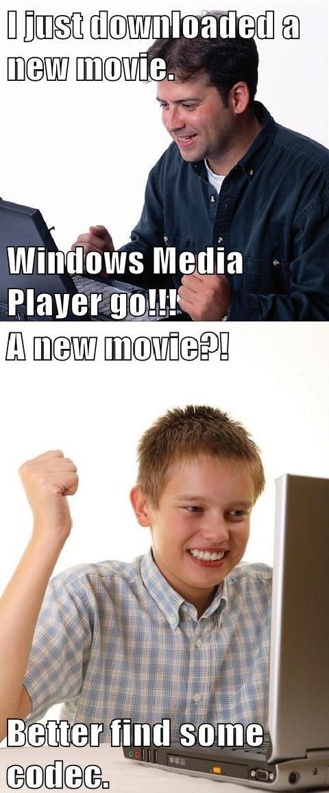 Internet noob dad and kid...strike again. Internet noob dad and kid...strike again. Winblows II B Internet noob da