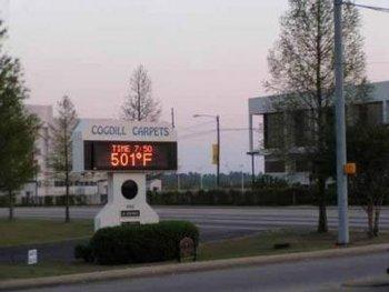 Is it just me, or is it hot out here?. Is it just me, or is it hot out here?.. is it just me? or is that guy melting? hot