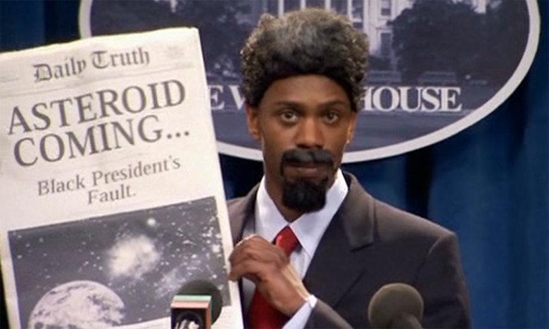 It's bound to happen Obama. . It's bound to happen Obama