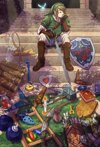 It's Not Zelda. .. hey, listen! It's Not Zelda hey listen!