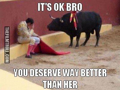 It's ok bro. . IT' S Brdo III. Bull the filmtroll Advice
