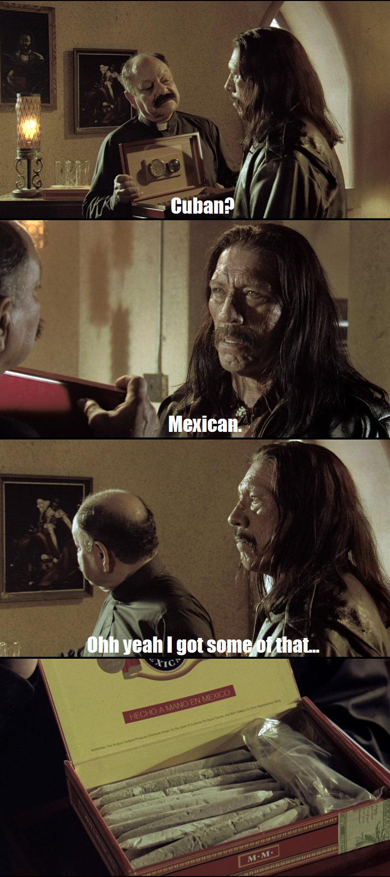 Machete. .. Best janitor. Machete Best janitor