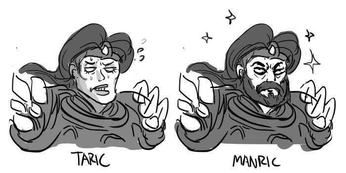 Manric. Manric.. Angus was here. taric Manric