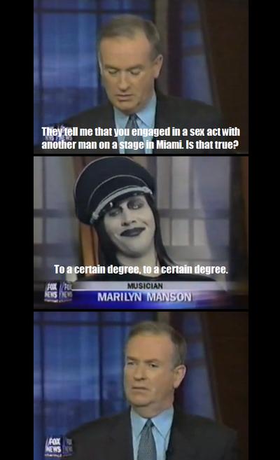 manson . . manson