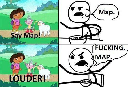 Map. . dora map fuck