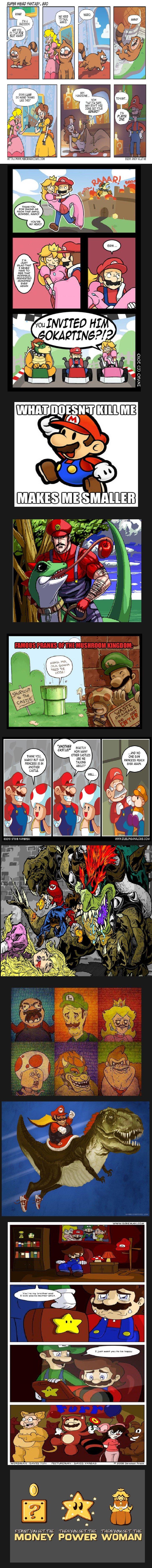 Mario comp 2. . Mario