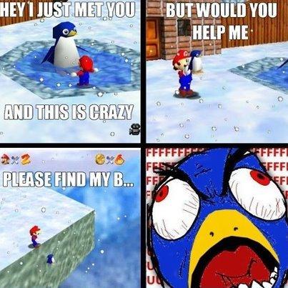 Mario. not mine. Mario not mine