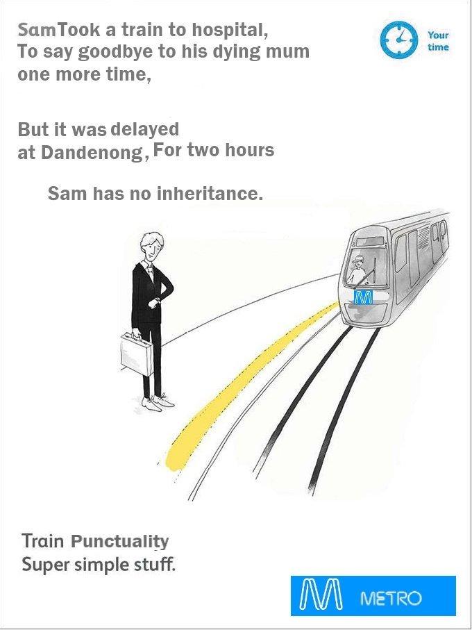 Marketing .... ... its super simple stuff. trains and shit yo
