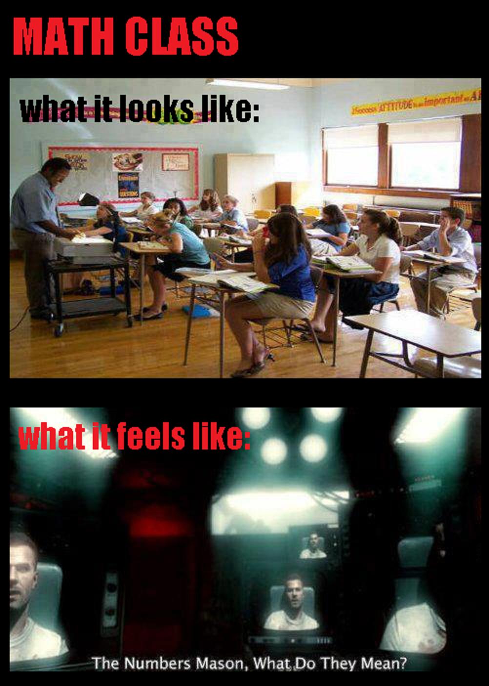 math class. . math class