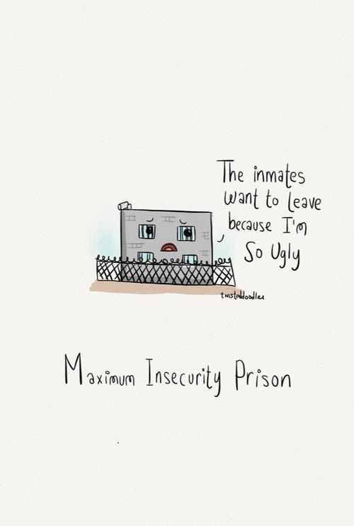 Maximum Insecurity Prison. . Maximum Insecurity Prison