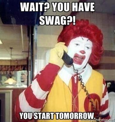 McDonalds Hiring Process. . swans»! yolo
