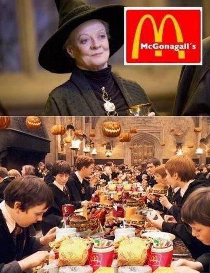 McGonagall's. . McGonagall's
