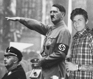 Me Chillin with Adolf. . Me Chillin with Adolf