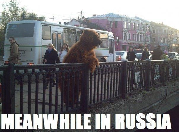 Meanwhile 4. . meanwhile russia