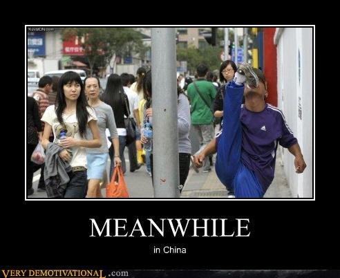 Meanwhile in china. . in China Meanwhile in china China