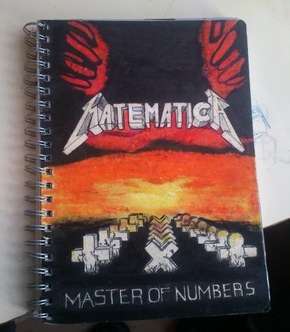 Metal math. .. Metal history Metal math history