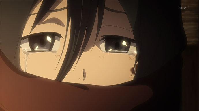 Mikasa Su Casa. Get it?. epic pun