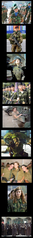 Military Women. . Military Women