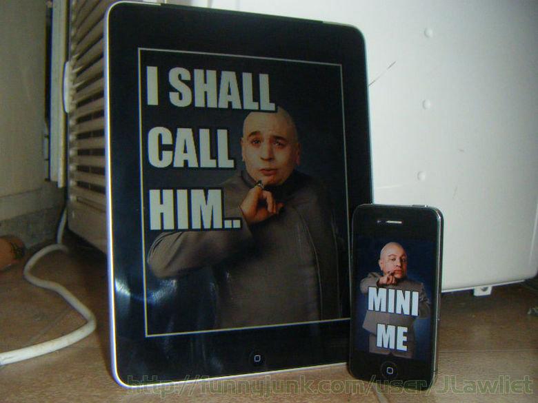 Mini me. . Mini me