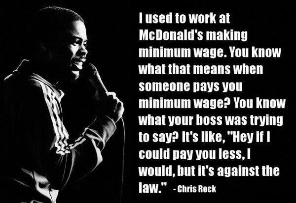 "Minimum Wage. . I ""SEE tta WEIR at s making minimum . llortt when that means when someone  1. -ma! ' tattos toying Willi"", Mt ""' s against t Minimum Wage I ""SEE tta WEIR at s making minimum llortt when that means someone 1 -ma! ' tattos toying Willi"" Mt ""' against t"