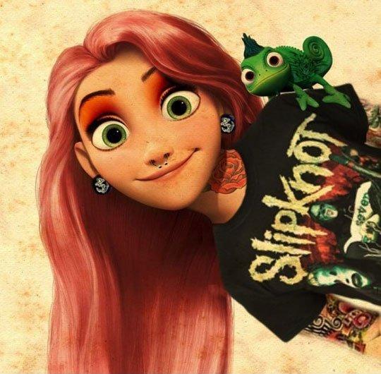 Modern day Rapunzel. Modern day Rapunzel.. heheh hah Rapunzel modern