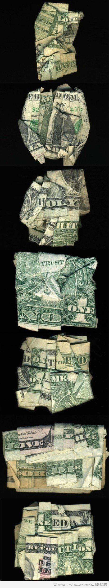 Money Talks. .. Ron Paul is money now? Money Talks Ron Paul is money now?