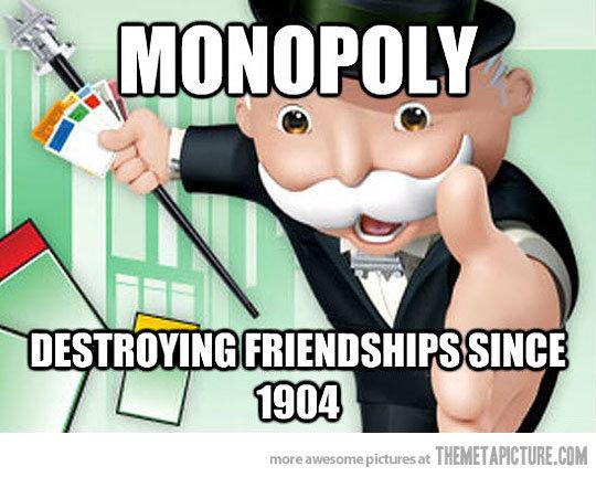 Monopoly. . Iri IMF: Monopoly Iri IMF: