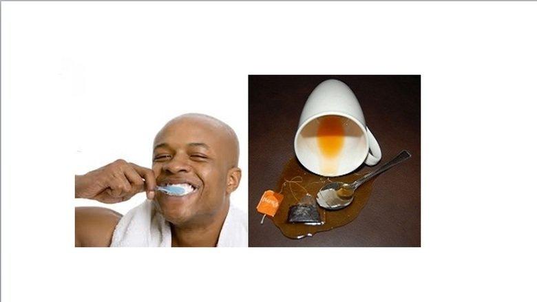Morbid for British. Dat black guy.. Fail. brush Teeth please