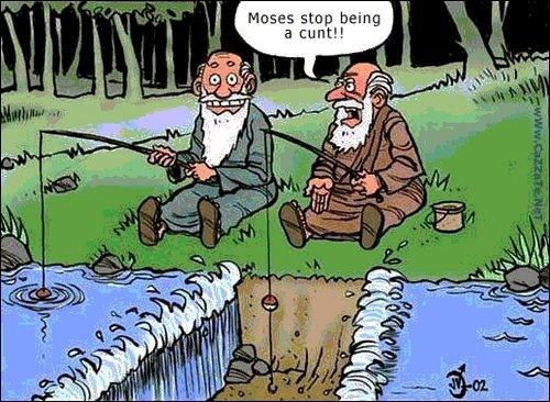 Moses. .. Thou mad? Moses Thou mad?