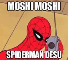 Moshi Moshi. . Moshi