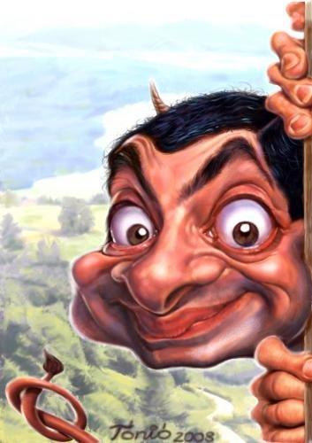 Mr Beann. I Lol'd. Mr Beann I Lol'd