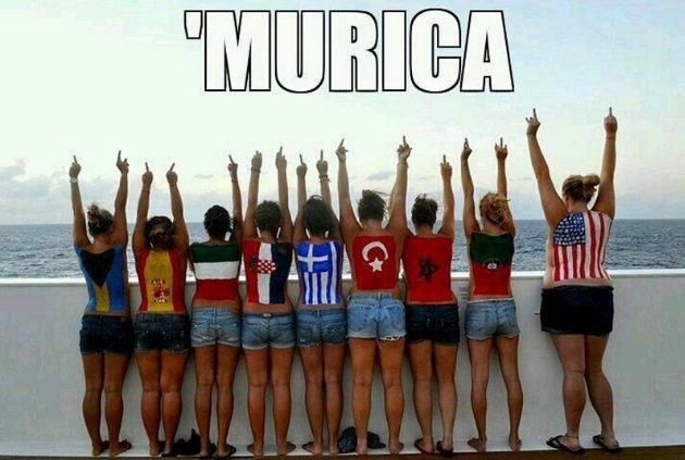 Murica. .. :3 Murica :3