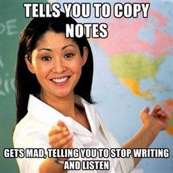 My teacher every time.... hi. EHW a: ET!!!' legalloli mm 3 Bll its a bird its a plane no its a ham sandwi
