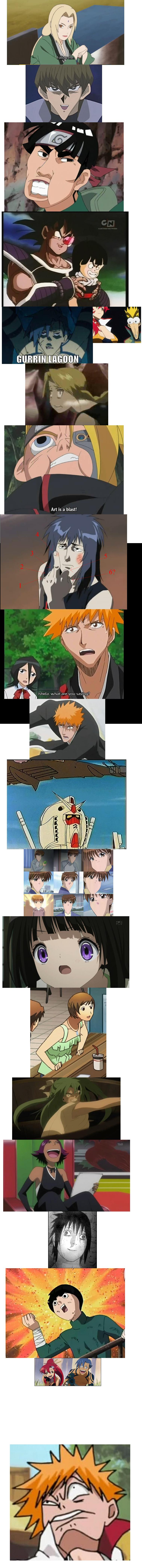 Quality Anime. Hurrr Durrr.. i dont see whats wrong with tsunade Quality Anime Hurrr Durrr i dont see whats wrong with tsunade