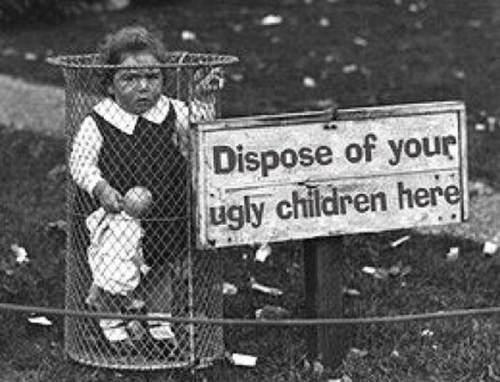 ugly children. . ugly children