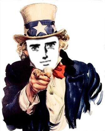 Uncle Sam wants you. . uncle yaranaika Big brother is watching You