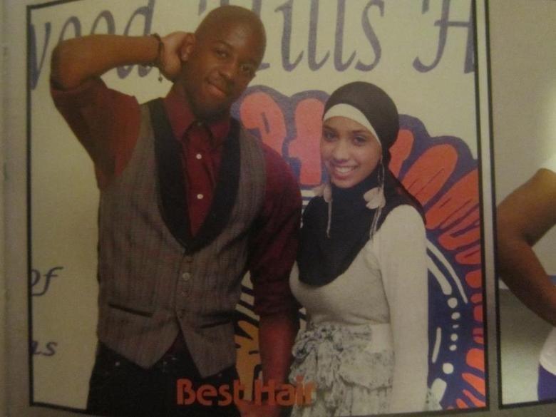 Yearbook Awards. Found this in my senior yearbook.. irony