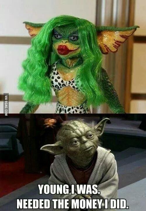 Yoda Origins. Hoda. Luke Skycocker
